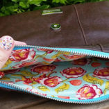 fold over party clutch pattern