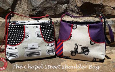 Chapel St Shoulder Bag Series