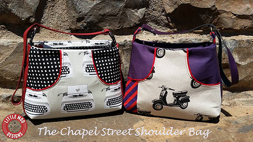 Chapel St Shoulder Bag Series