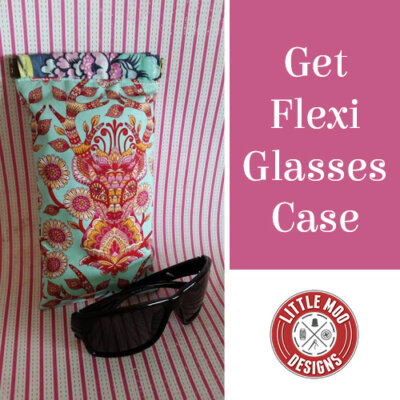 get flexi glasses case pattern