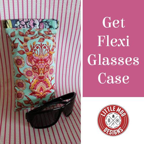get flexi glasses case pattern