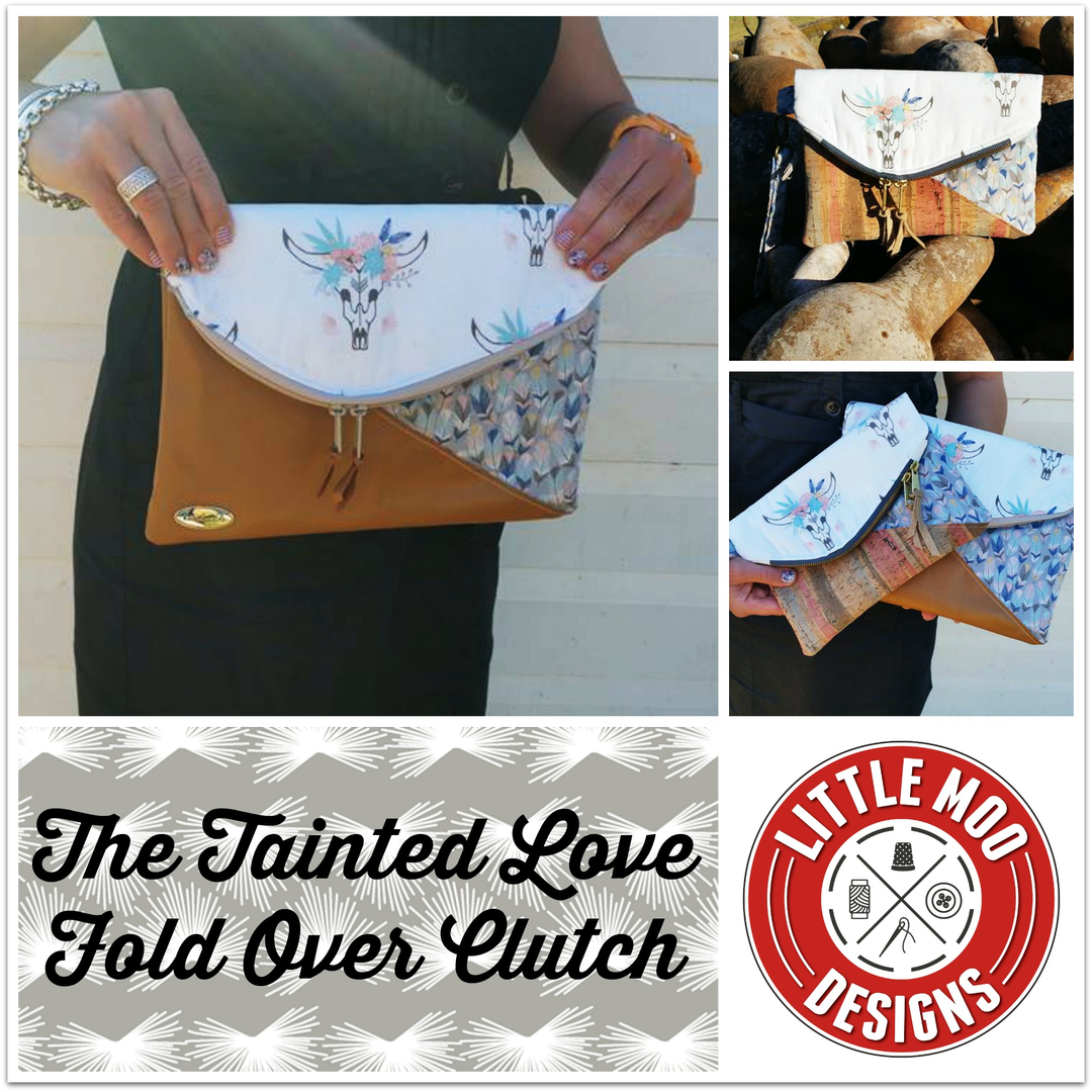 tainted love clutch
