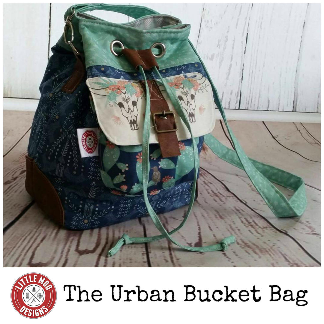 urban bucket bag pdf pattern