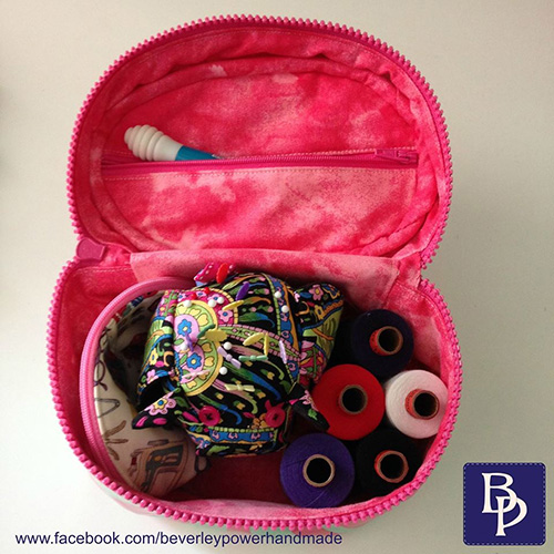 Bombshell and Little Diva Carry Case