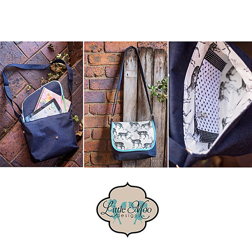 the everyday messenger bag adults pattern