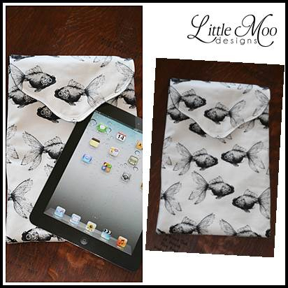ipad or tablet cover pattern