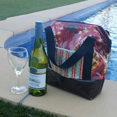 the race day cooler bag pattern