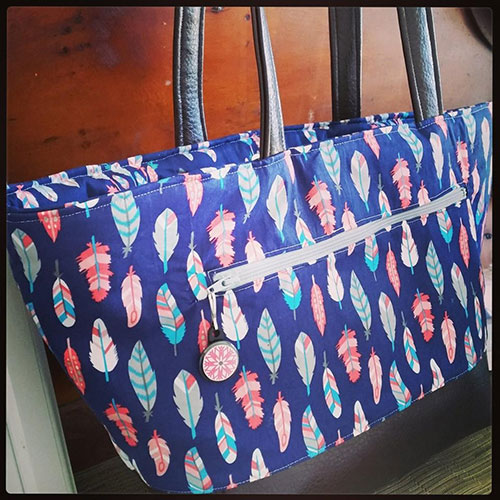 willow tote bag pattern