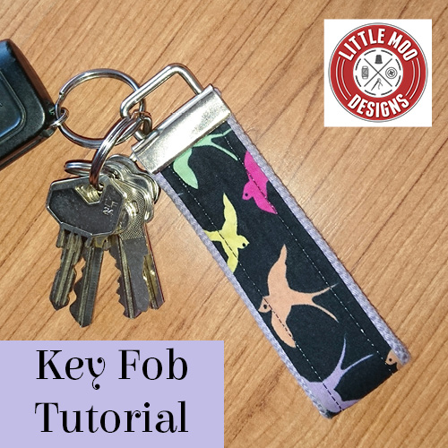 key fob tutorial pattern