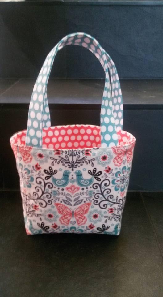 Chibi Bags - Little Moo Mini Pattern #1 (Children\'s Sewing Patterns ...