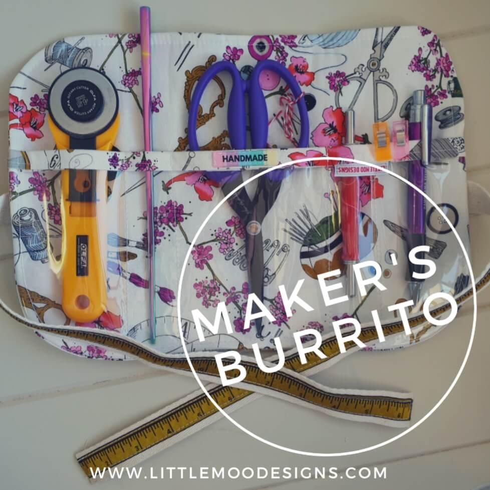 Maker's Burrito