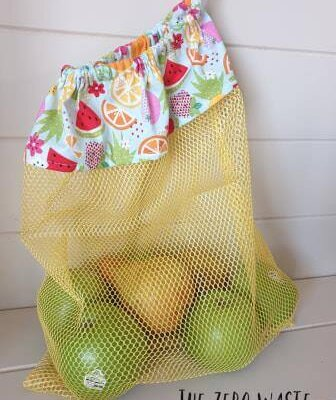 Zero Waste Produce Bag