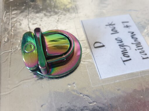 Rainbow Tongue Lock