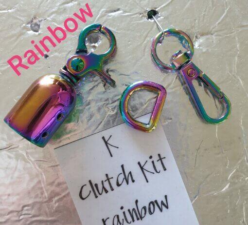Rainbow Clutch Kit