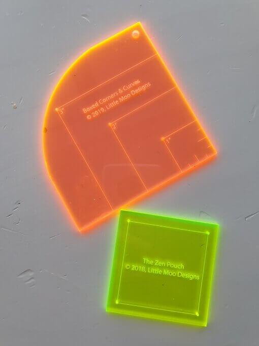 Acrylic Templates
