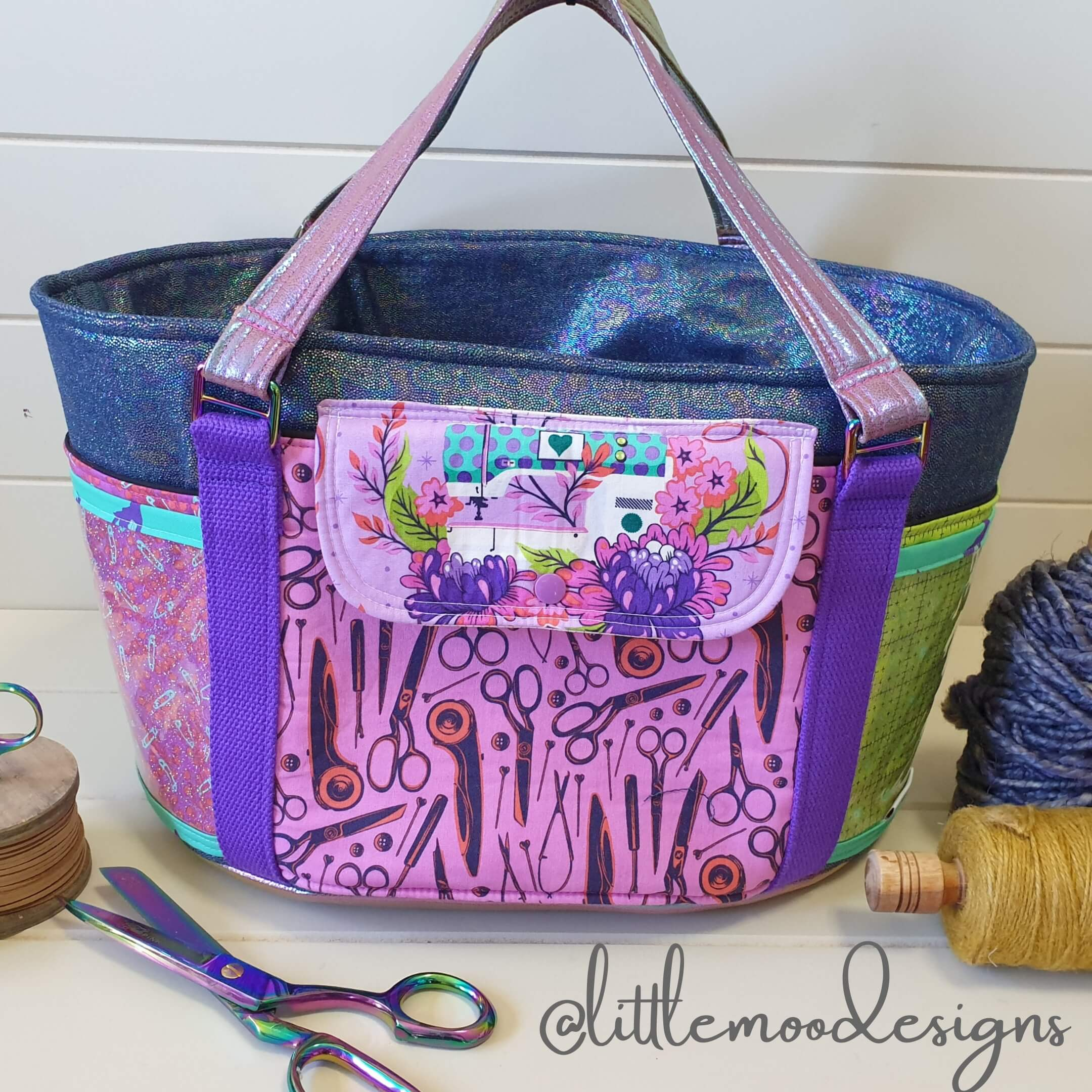 The Crafter's Caddy