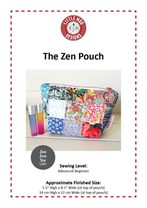 Little Moo Designs The Zen Pouch