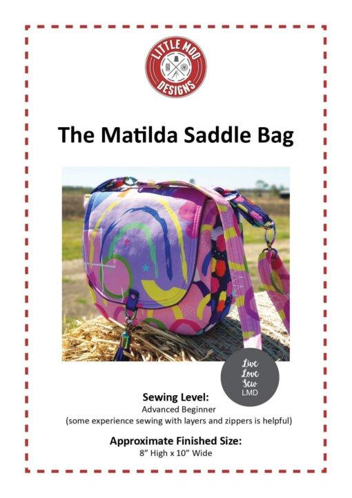 Matilda Saddle Bag