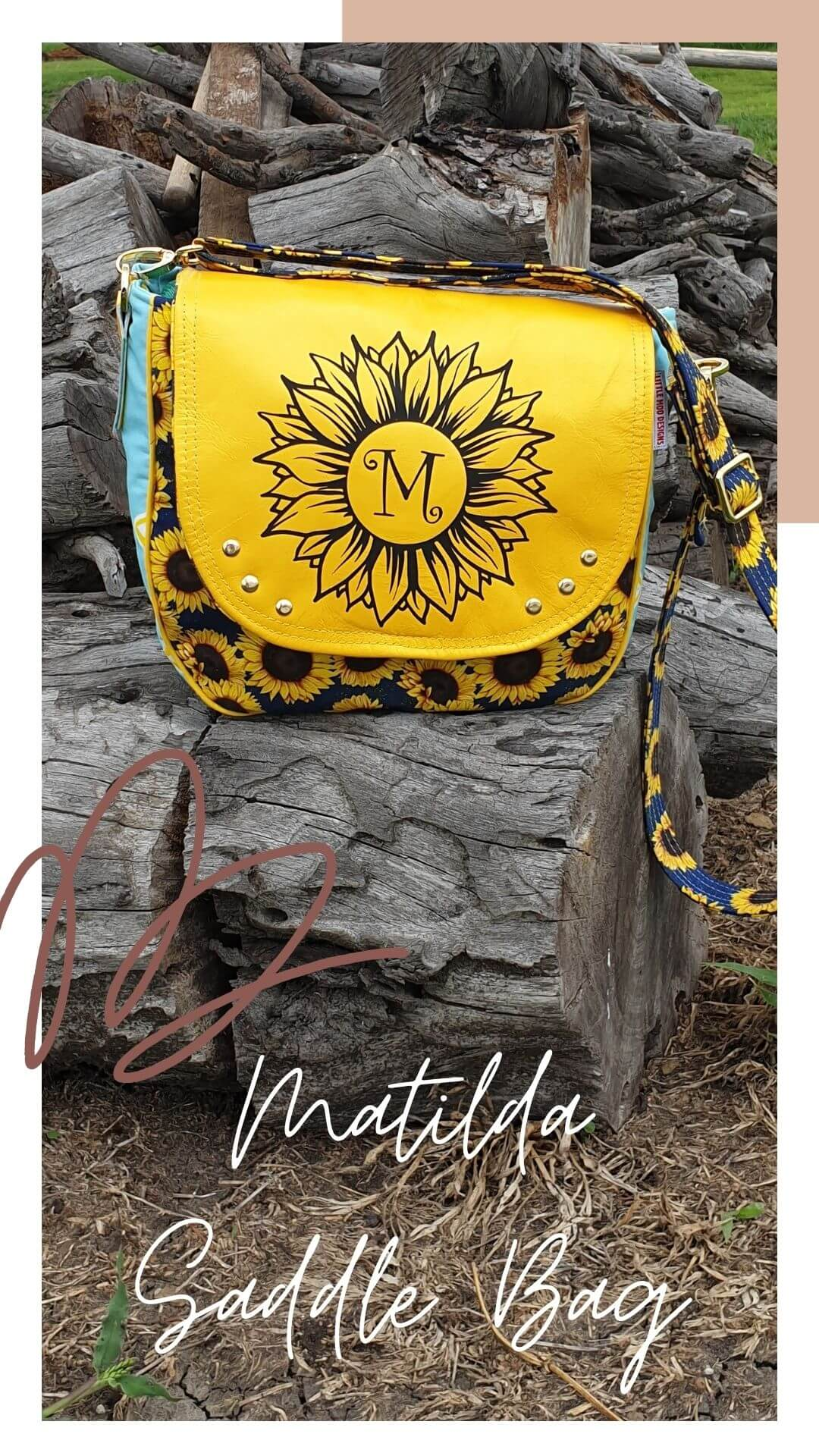 Matilda Saddle Bag