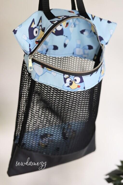 Sew Darn Ezy Mesh & Go Bag